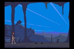 Another World Screenshot