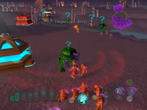A Monsteca Corral: Monsters vs. Robots Review - Screenshot 6 of 6