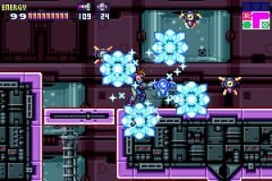 Metroid Fusion Review - Screenshot 1 of 6