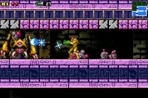 Metroid: Zero Mission Review - Screenshot 4 of 5