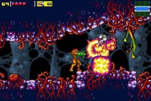 Metroid: Zero Mission Review - Screenshot 1 of 5