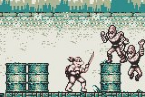 Teenage Mutant Ninja Turtles: Fall of the Foot Clan Screenshot