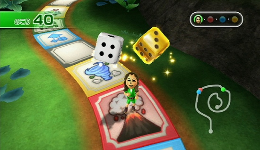 Wii Party Review - Screenshot 1 of 4