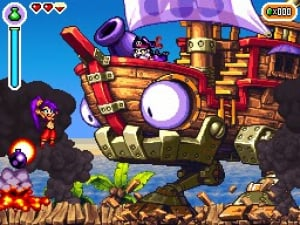 Shantae: Risky's Revenge Review - Screenshot 1 of 3
