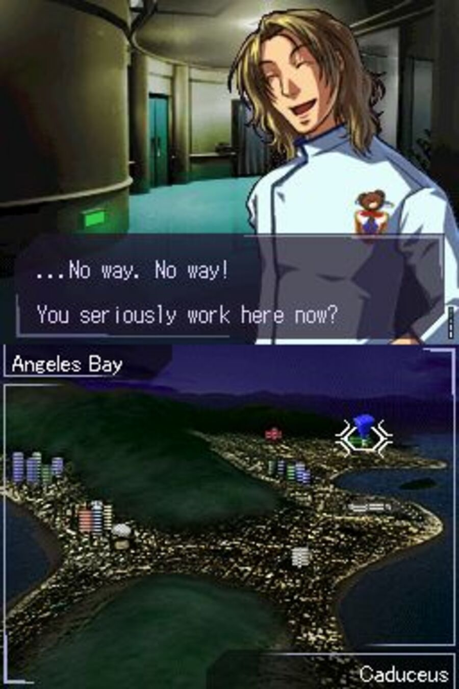 Trauma Center: Under The Knife Screenshot