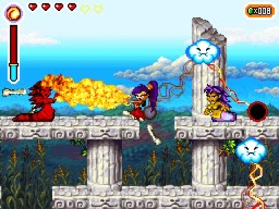 Shantae: Risky's Revenge Screenshot