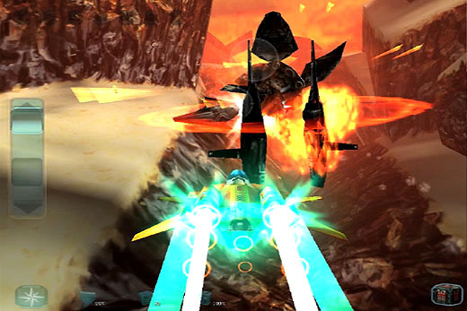 Space Trek Screenshot