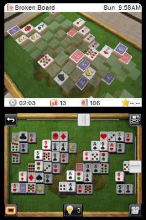 3D Mahjong Review - Screenshot 1 of 3