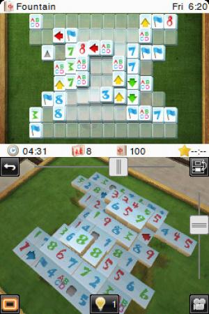 3D Mahjong Review - Screenshot 2 of 3