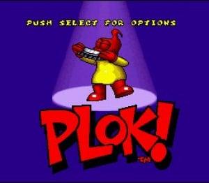 Plok Review - Screenshot 1 of 5