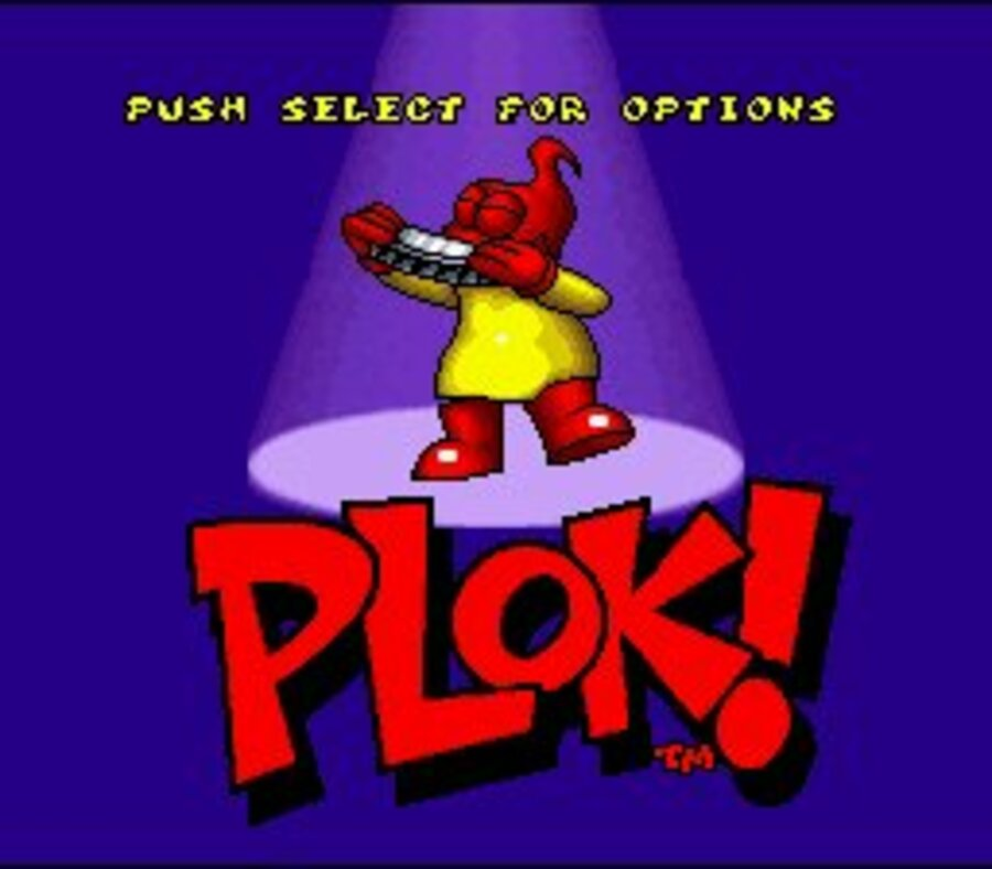 Plok Screenshot
