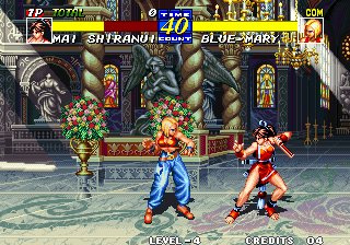 Fatal Fury 3: Road to the Final Victory Review (Switch eShop