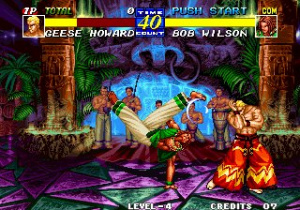 Fatal Fury 3: Road to the Final Victory Review - Screenshot 1 of 4