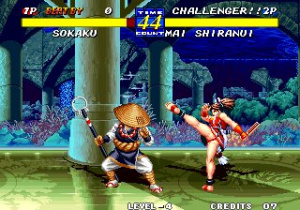 Fatal Fury 3: Road to the Final Victory Review - Screenshot 2 of 4