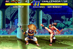 Fatal Fury 3: Road to the Final Victory Screenshot