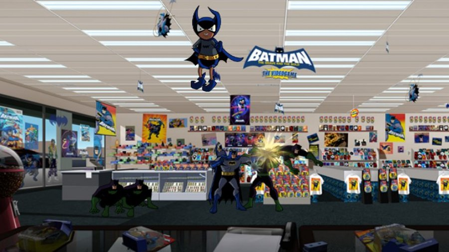 Batman: The Brave and the Bold Review - Screenshot 4 of 4