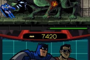 Batman: The Brave and the Bold Screenshot