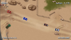 Rush Rush Rally Racing Review - Screenshot 4 of 5
