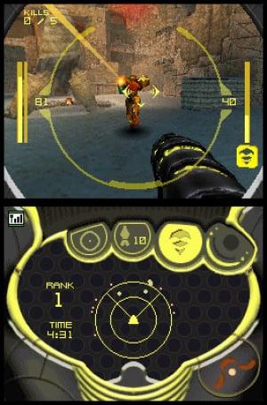 Metroid Prime: Hunters Review - Screenshot 4 of 4