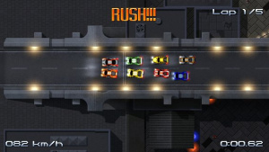 Rush Rush Rally Racing Review - Screenshot 2 of 5