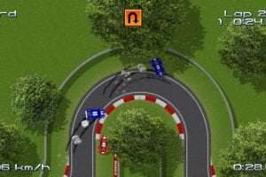 Rush Rush Rally Racing Screenshot