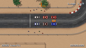 Rush Rush Rally Racing Review - Screenshot 1 of 5