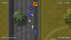 Rush Rush Rally Racing Review - Screenshot 3 of 5