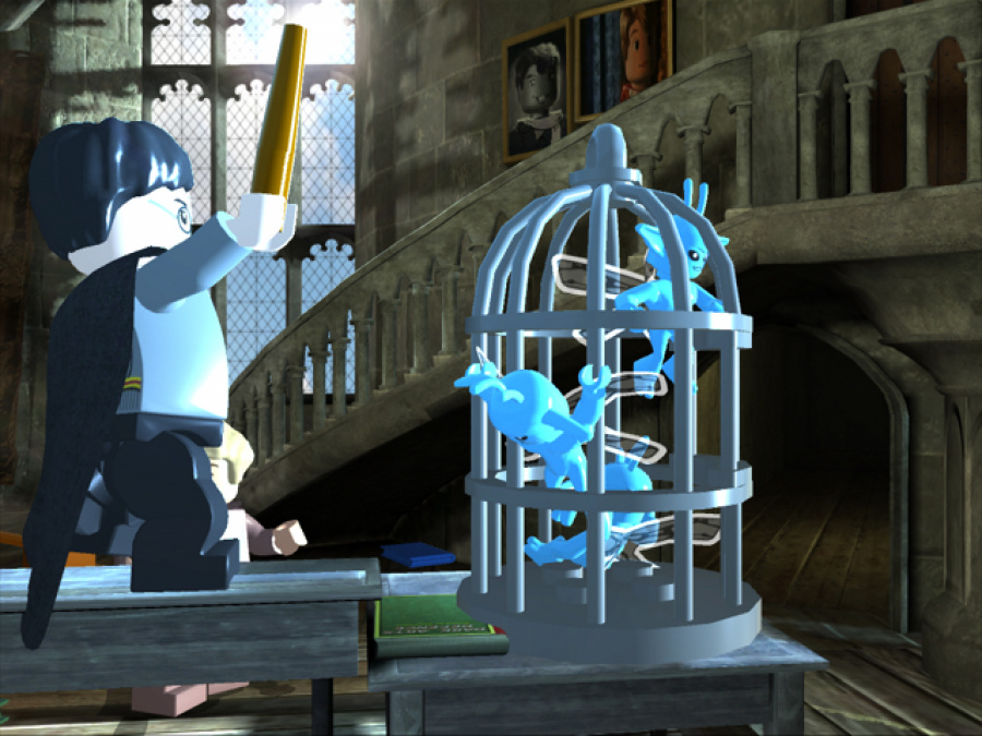 LEGO Harry Potter: Years 1-4 Review - Screenshot 1 of 5