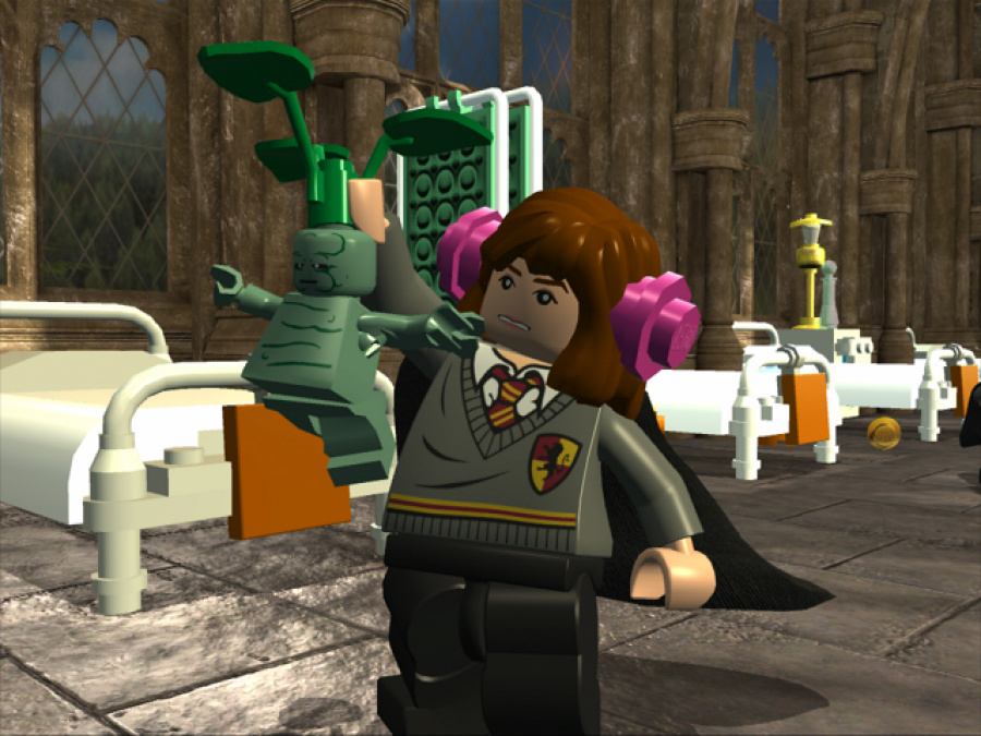 LEGO Harry Potter: Years 1-4 Review - Screenshot 2 of 5