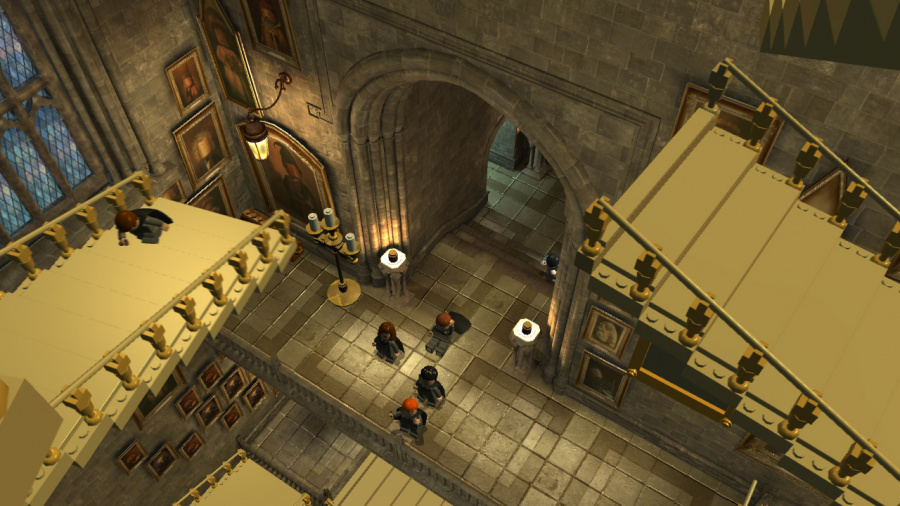 LEGO Harry Potter: Years 1-4 Review - Screenshot 4 of 5