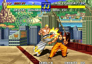 Fatal Fury 3: Road to the Final Victory Review (Neo Geo