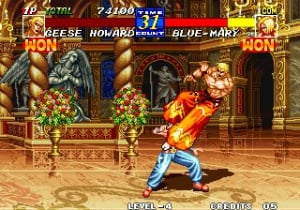 Fatal Fury 3: Road to the Final Victory Review - Screenshot 2 of 3