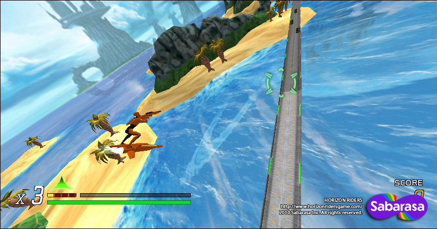 Horizon Riders Screenshot