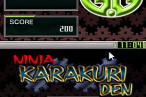 G.G Series: Ninja Karakuri Den Screenshot