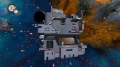 Aya and the Cubes of Light Screenshot