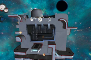 Aya and the Cubes of Light Screenshot