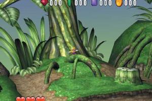 Wario World Screenshot