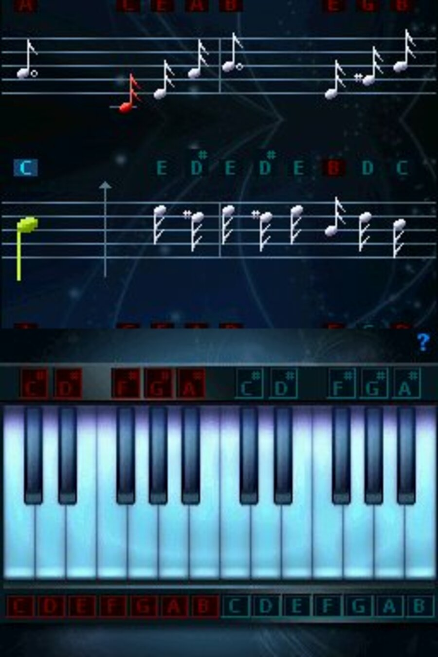 Music On: Learning Piano Screenshot