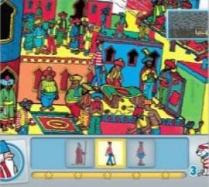 Where's Wally? Travel Pack 1 Review - Screenshot 1 of 2