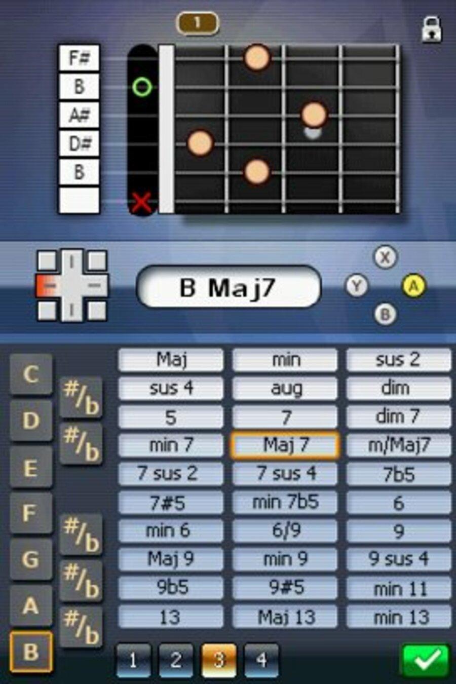 Music On: Acoustic Guitar Screenshot
