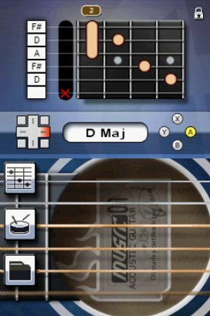 Music On: Acoustic Guitar Review - Screenshot 2 of 3