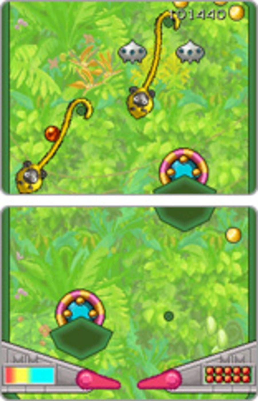 GO Series: Pinball Attack! Screenshot