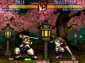Samurai Shodown III Review - Screenshot 3 of 4