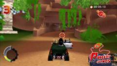 Racers' Islands: Crazy Racers Screenshot