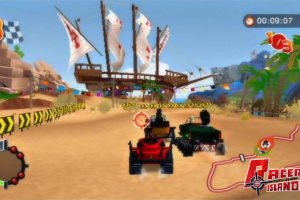 Racers' Islands: Crazy Racers Screenshot