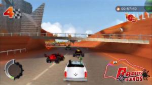 Racers' Islands: Crazy Racers Review - Screenshot 5 of 5