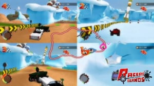 Racers' Islands: Crazy Racers Review - Screenshot 5 of 5