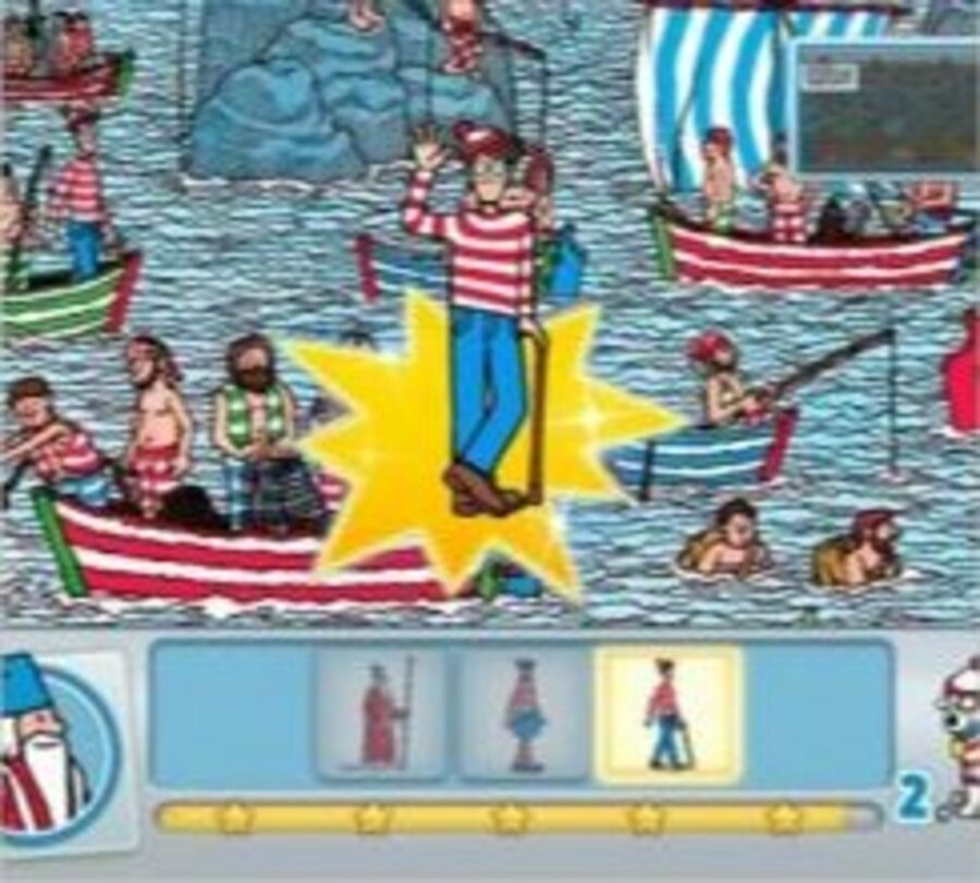 Where's Wally? Travel Pack 2 Screenshot