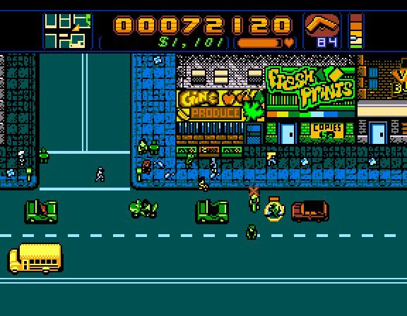 Retro City Rampage Screenshot