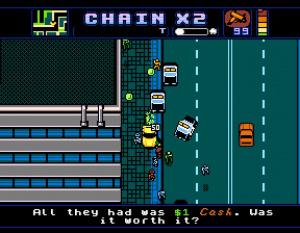 Retro City Rampage Review - Screenshot 2 of 6